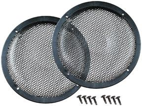 "Qpower 10"" Woofer Grills Sold In Pairs"