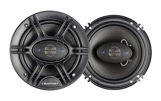 "Blaupunkt Slim Line 6.5"" 4-way Coaxial Speaker 250 Watts Max"