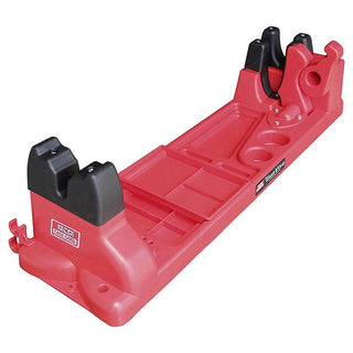 Mtm Gun Vise For Gunsmithing Work And Cleaning Kits Red