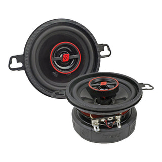 "Cerwin Vega Hed 3.5"" 2-way Coaxial Speaker Set - 250w Max - 25w Rms"
