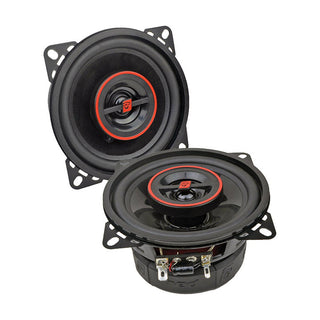 "Cerwin Vega Hed 4"" 2-way Coaxial Speaker Set - 275w Max - 30w Rms"