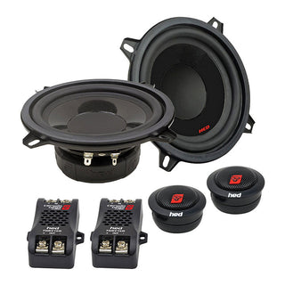 "Cerwin Vega Hed 5.25"" 2-way Component L Speaker Set - 360w Max - 50w Rms*h7525c*"
