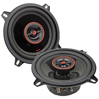 "Cerwin Vega Hed 5.25"" 2-way Coaxial Speaker Set - 300w Max - 35w Rms"
