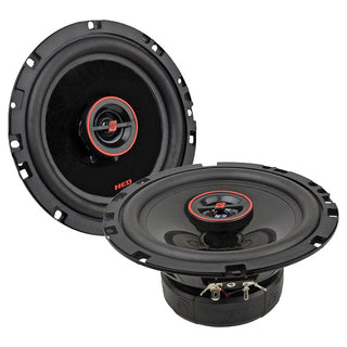 "Cerwin Vega Hed 6.5"" 2-way Coaxial Speaker Set - 320w Max - 50w Rms"