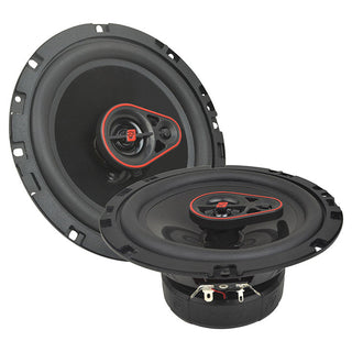 "Cerwin Vega Hed 6.5"" 3-way Coaxial Speaker Set - 340w Max - 55w Rms"