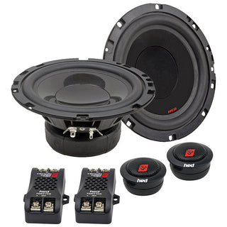 "Cerwin Vega Hed  6.5"" 2-way Component L Speaker Set - 400w Max - 50w Rms"