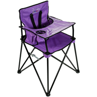 Ciao! Baby Portable High Chair Purple