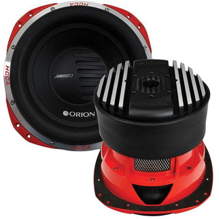 "Orion Hcca 12"" Woofer Dual Voice Coil 2500w Rms"