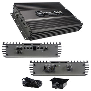 American Bass 1500w Hd Series Amplifier