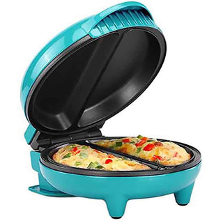 Holstein Housewares  Omelet Maker - Teal