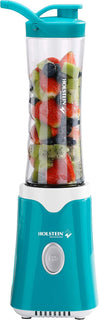 Holstein Housewares Personal Blender Teal