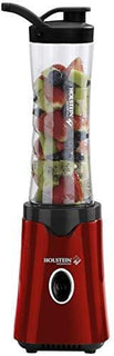 Holstein Housewares Personal Blender Metallic Red