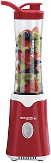 Holstein Housewares Personal Blender Red-white