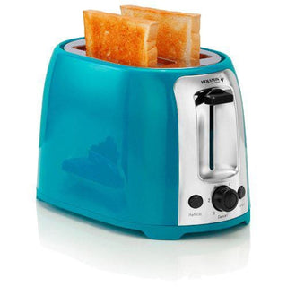 Holstein Housewares 2 Slice Toaster Teal
