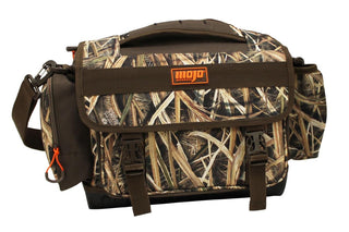 Mojo Outdoors Timber Blind Bag Duck Hunting Mossy Oak Blades Camo