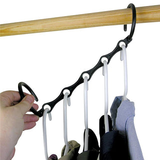 As Seen On Tv Magic Hangers Set Of 10