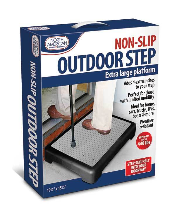 Jobar Outdoor Step