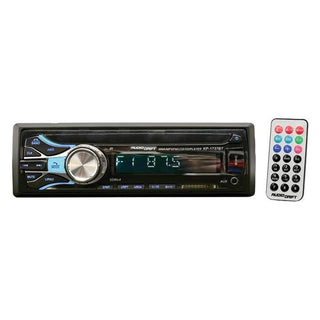 Audiodrift Mechless Single Din Am-fm-bt-usb- Remote 50x4 Watts