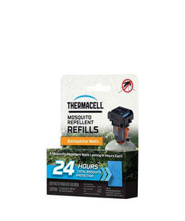 Thermacell Backpacker Mat Only Refill 24 Hours