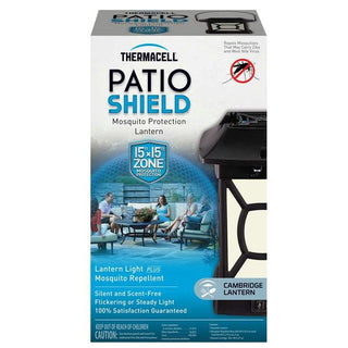 Thermacell Patio Shield Cambridge Mosquito Repellent Lantern