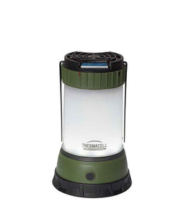 Thermacell Scout Mosquito Repellent Camp Lantern Green