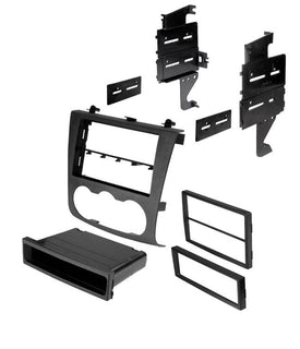 Installation Kit Nissan 2007-13 Altima;double Din W-pocket