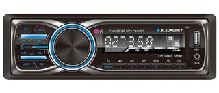 Blaupunkt Mechless Fm-bt-usb-remote- Detachable Face