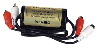 Noise Suppressor Pyramid 15 Amp W-transformer