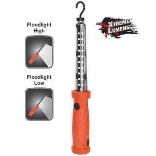 Nightstick Multipurpose Rechargeable Floodlight Magnetic Hooks Replaceable Lens Red