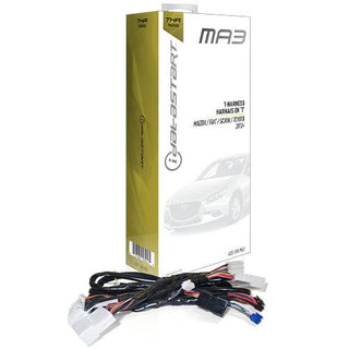 Omegalink T-harness For Olrsba(ma3) - Factory Fit Install; Select Mazda '13+ Push-to-start