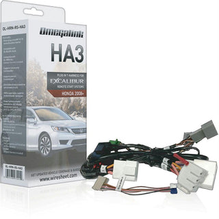 Omegalink Plug&play Harnesscovers Select Acura & Honda Standard Key 2008+