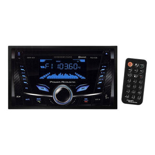 Power Acoustik Double Din Am-fm-cd-usb-bt