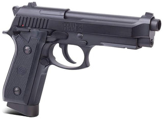 Crosman Pfam9b (black) Co2 Powered Full Auto Blowback Bb Air Pistol