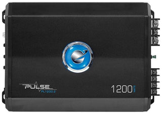 Planet Pulse Series 2 Channel Amplifier 1200w Max