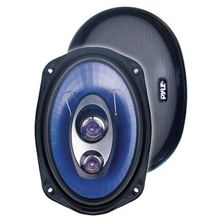 "Speaker Pyle 6x8"" 3-way 360w Blue Label Series"