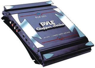 Amplifier Pyle 1400 Watt 2 Ch. Chopper Series