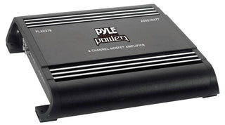 Pyle 2 Channel 2000w Bridgeable Mosfet Amplifier