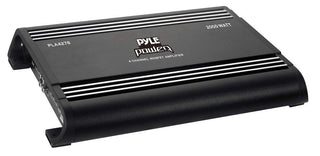 Pyle 4 Channel 2000w Bridgeable Mosfet Amplifier