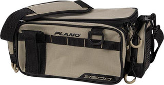 Plano 3500 Weekend Series Tackle Case - Brown