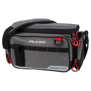 Plano Weekend Series Tackle Case (3600) - Gray