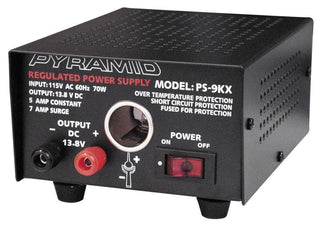 Power Supply Pyramid Fully Regulated