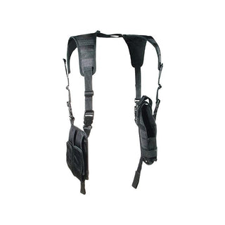 Utg Le Grade Vertical Shoulder Holster Black
