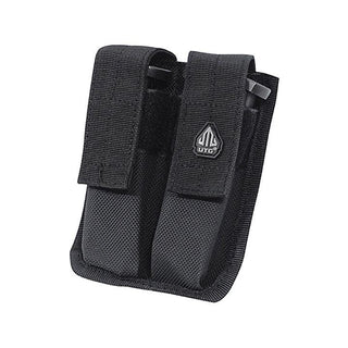 Utg Dual Pistol Mag Pouch Velcro Close