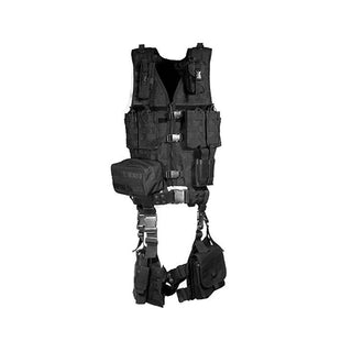 Utg Ultimate Tactical Gear 10 Piece Complete Kit Black