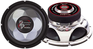 "Woofer 6.5"" Pyramid Chrome"