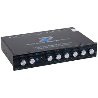 Equalizer Power Acoustik Preamp