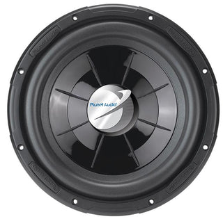 "Planet 10"" Shallow Mount Woofer 800w Max"