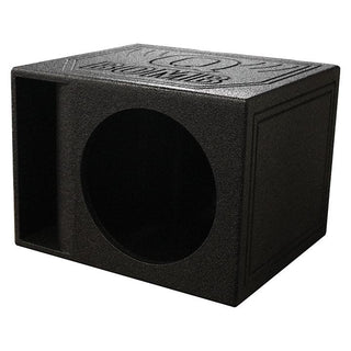 "Qpower Qbomb Single 12"" Empty Enclosure"