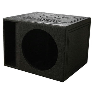 "Qpower Qbomb Dual 12"" Ported Hp (horn Ported)  Enclosure"