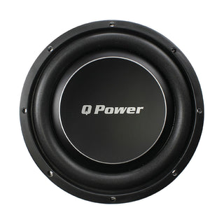 "Qpower Deluxe 10"" Flat Subwoofer 1000w Max"
